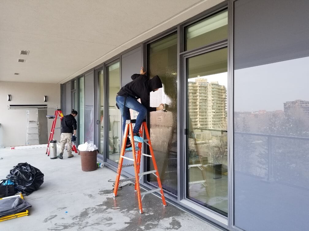 Solar film installed by our 3M certified technicians
