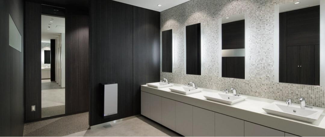 Recouvrement DI-NOC pour salle de bain