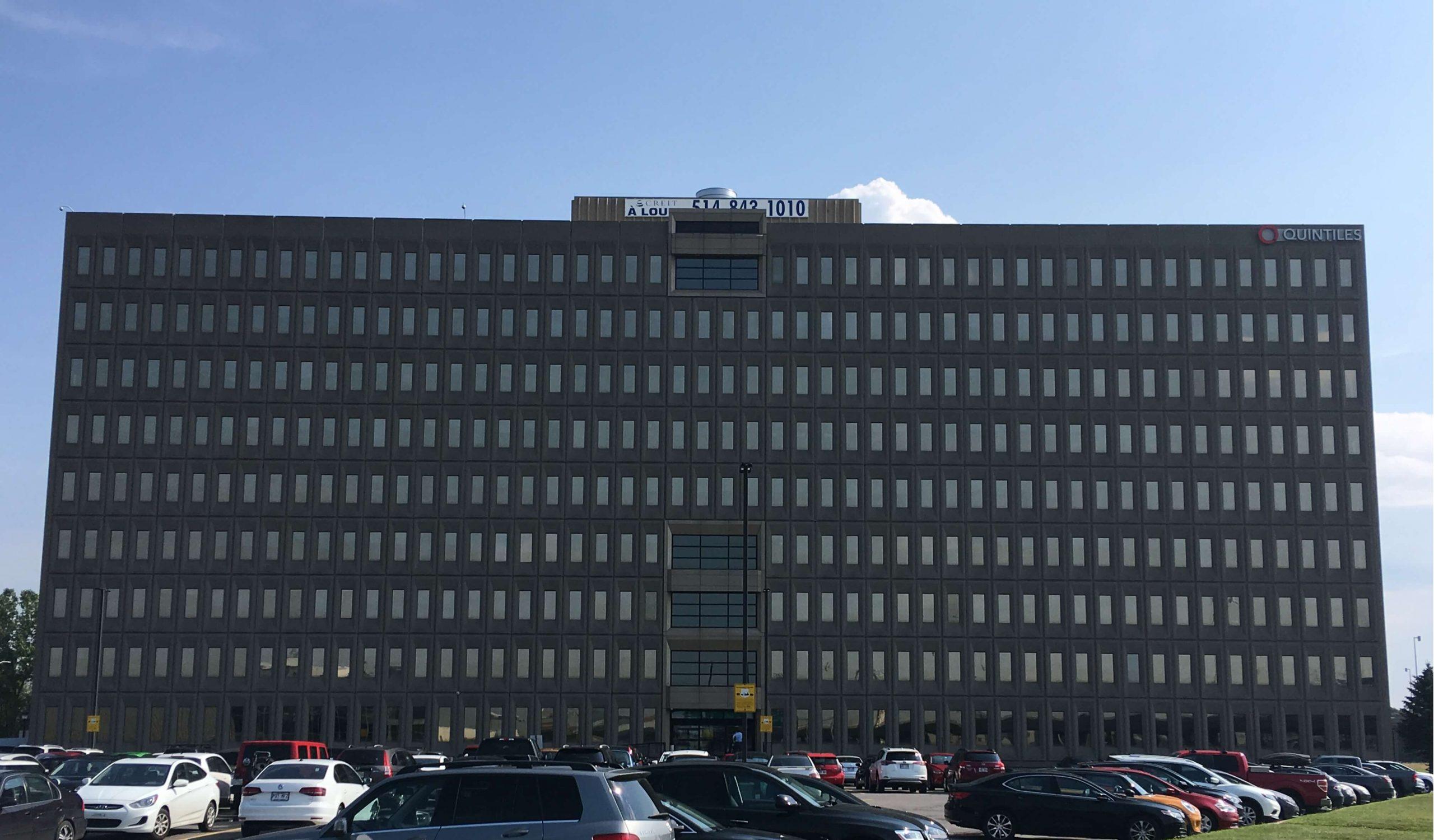 Le bâtiment 100 Alexis-Nihon est le récipiendaire 2018 du prix BOMA Canada Net Zero Challenge, Berkayly a fourni les pellicule Low-E générant des économies d'énergies considérable